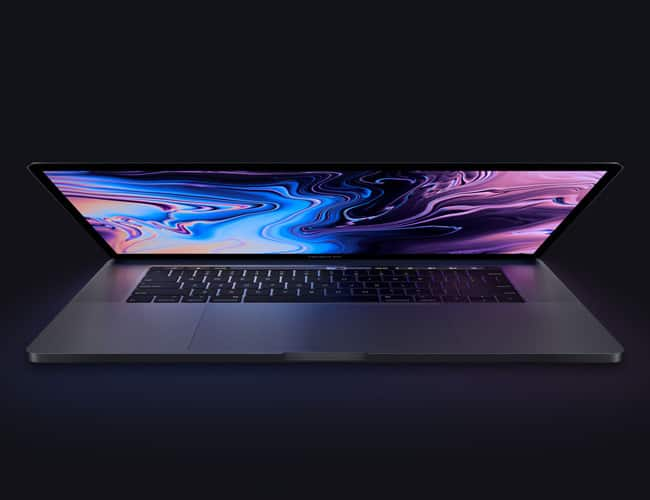 Apple Updates Its MacBook Pro Laptops for 2018