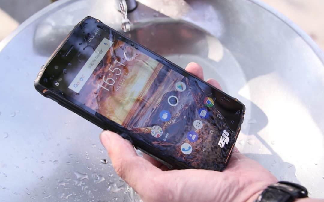 HOMTOM ZOJI Intros Z9, Z11 & Z33 Rugged Smartphones