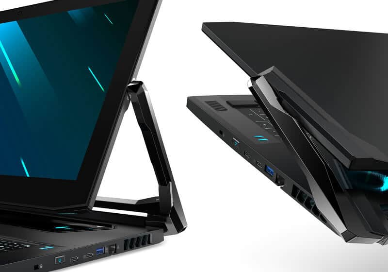 Acer Predator Triton video gaming laptop computers are filled with brand-new hardware – TechSpot