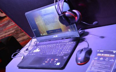 ASUS Introduces TUF Gaming Laptops in India