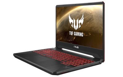 ASUS' TUF Video Gaming Laptop Computers with AMD Ryzen 7 3750H