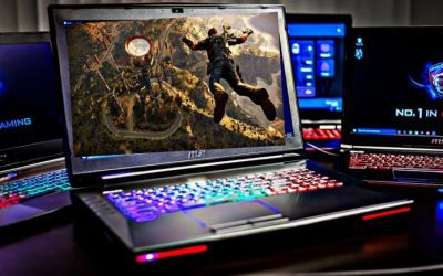 5 Best Laptops for players to buy in 2019