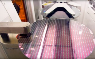 96-Layer 3D NAND Production Starts in 2019