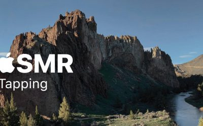 Apple ASMR — A calm rain at camp — Shot on iPhone