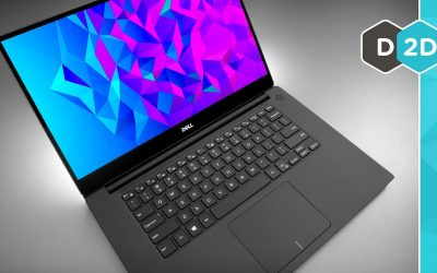 XPS 15 (2019) – The Best They Can Do