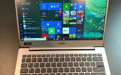 Acer Swift 3 unboxing and first impressions