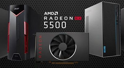 AMD Radeon RX 5500 graphics cards set for 12 Dec availability – Graphics – News