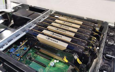 New NVIDIA GPU Variant Found at Supercomputing 2019: Tesla V100S