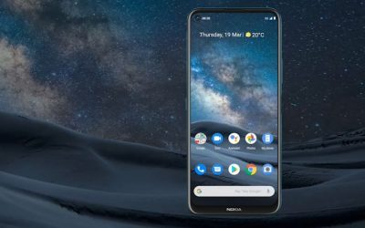 The Nokia 8.3 5G with 4-Module Camera