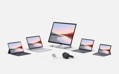 Surface Book 3 And Surface Go 2 Plus Accessories