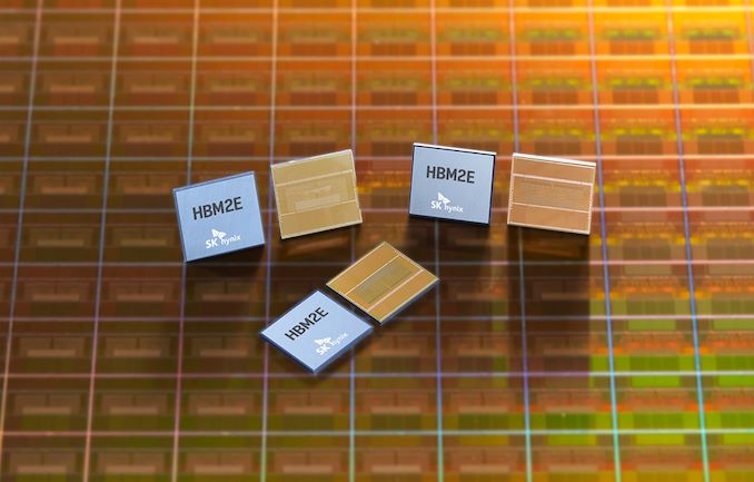 HBM2E Memory Now in Mass Production