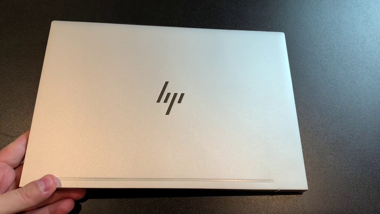 HP Envy 13 unboxing and first impressions