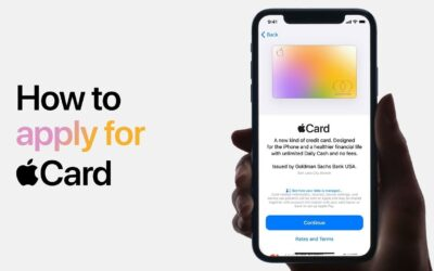 Apple Card — Coming This Month — How to apply — Apple