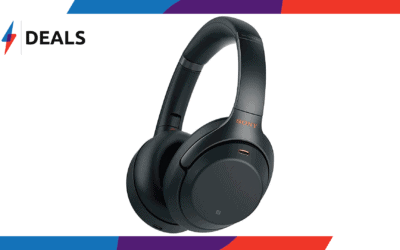 Bag the ANC headphones for less