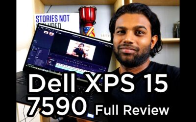 Best Laptop for Creators: Dell XPS 15 7590 Full Review