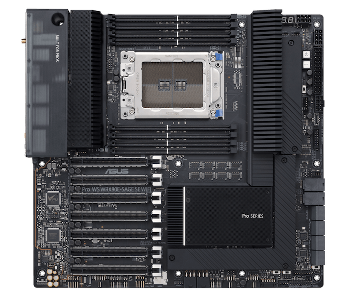 A Motherboard for AMD Threadripper Pro