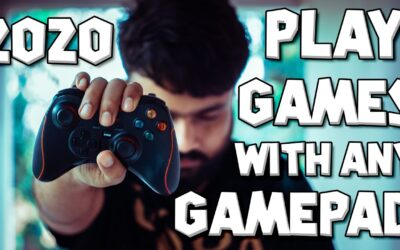 How to Play Any PC Game with Any Cheap USB Gamepad or Controller or Joystick | Setup Guide & Proof