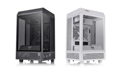 Thermaltake Unveils Tower 100 Mini ITX Chassis