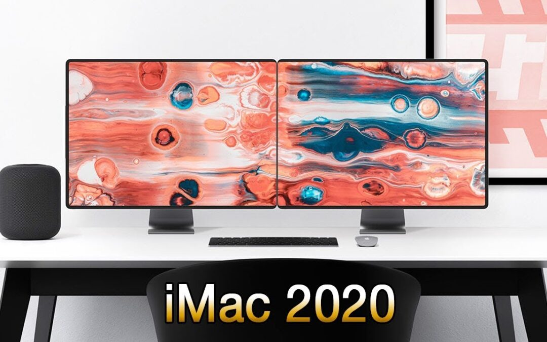 Apple iMac Pro 2020 — Amazing Apple Concept Video